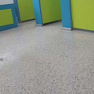 safety flooring in education