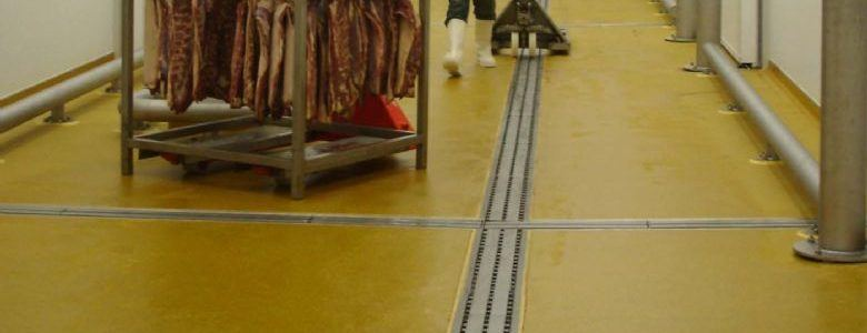 uragard ht62w flooring for meat processing