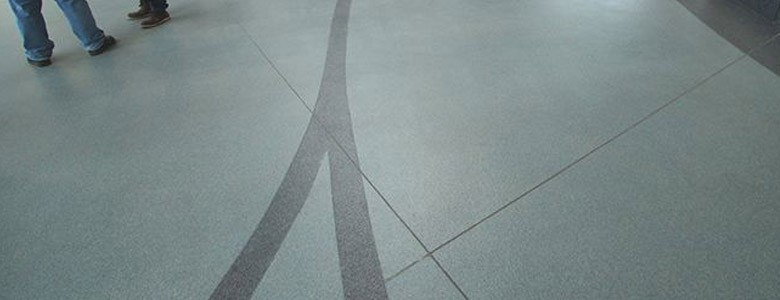decorative quartz flooring