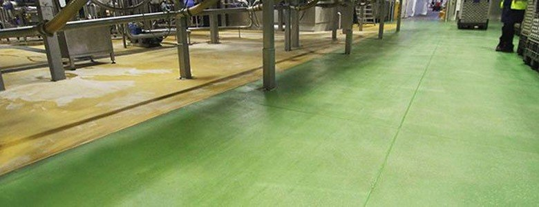 durable flooring for bakery processing