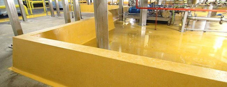 flooring in the food and drink industry