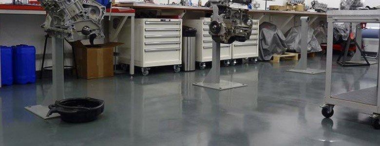 self-levelling flooring